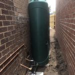Plumber water tanks Berwick