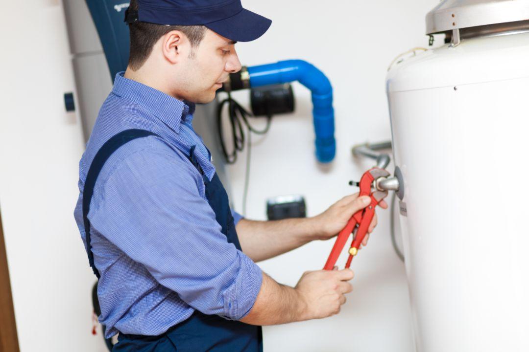 Hot Water Plumber Frankston